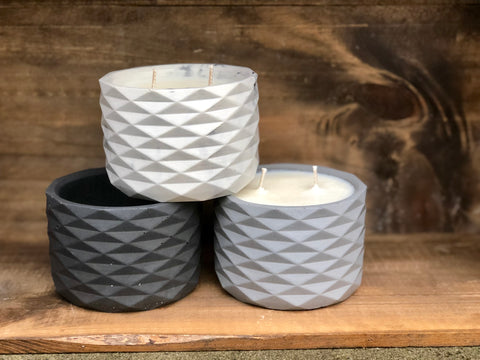 Soy Candles with Essential oil fragrance