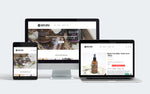 E-commerce website design & build