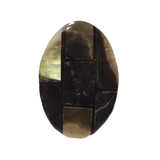 Mother of Pearl & Resin Ring - Boutique109