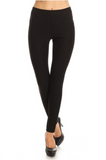 Pocket Ponte Pants for Women - Boutique109