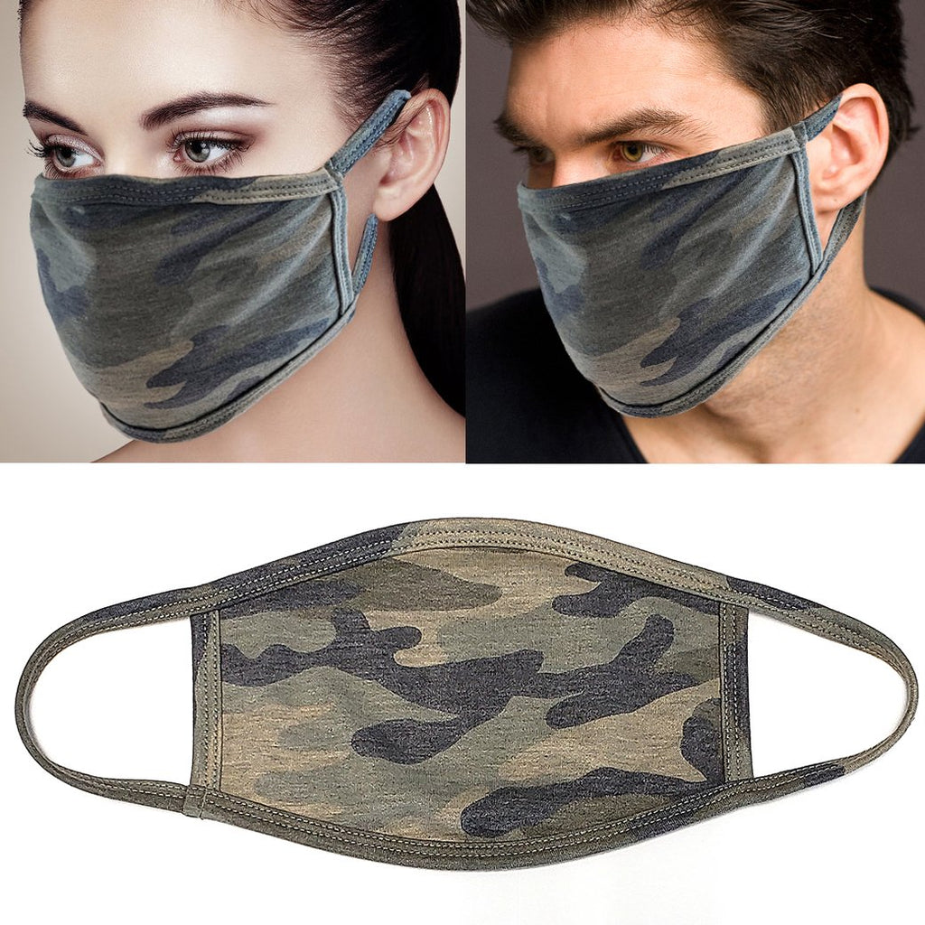 Protective Masks Camouflage Print - Boutique109 Alpharetta Apparel and Accessories for Women