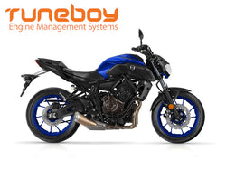 Yamaha MT07 & FZ07 Flash Tuning Kit