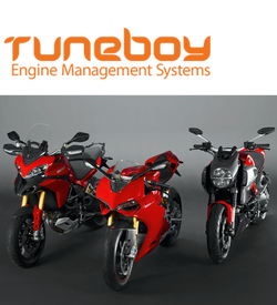 TuneBoy Ducati Diavel/Multistrada/Panigale Flash Tuning Kit