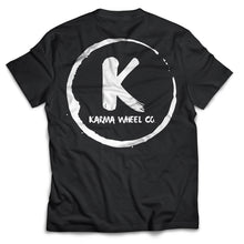 "Load image into Gallery viewer, Karma ""Ensō"" T-Shirt (ALL ORDERS WILL SHIP WEEK OF 4/5)"