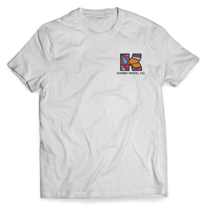 "Karma ""Stained Glass"" T-Shirt (ALL ORDERS WILL SHIP WEEK OF 4/5)"