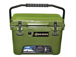 Big Dawg 20 - Army Green