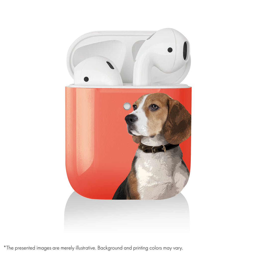 AirPods Cover Beagle