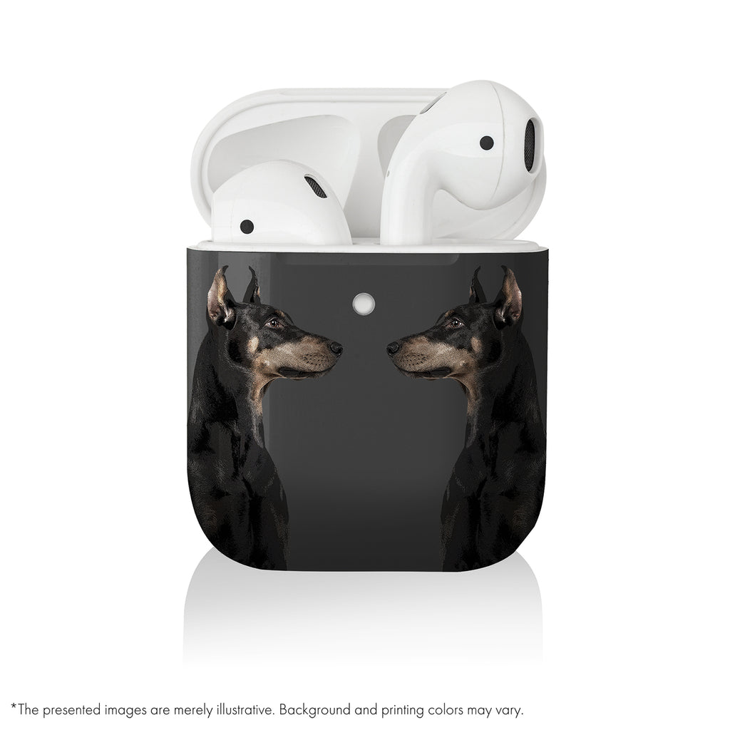 AirPods Cover Dobermann