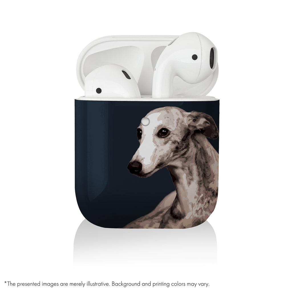 AirPods Cover Greyhound
