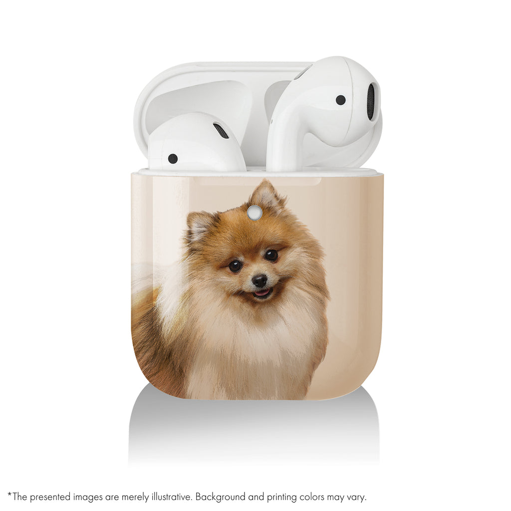 AirPods Cover Pomeranian