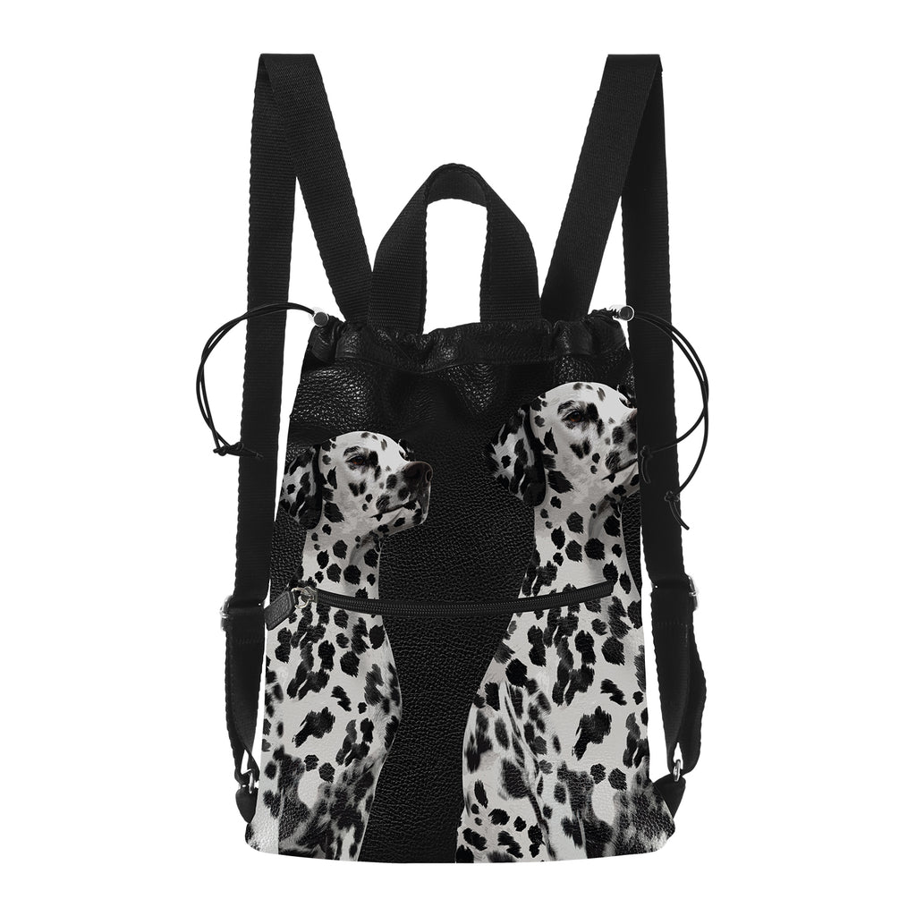 BackPack Dalmatian