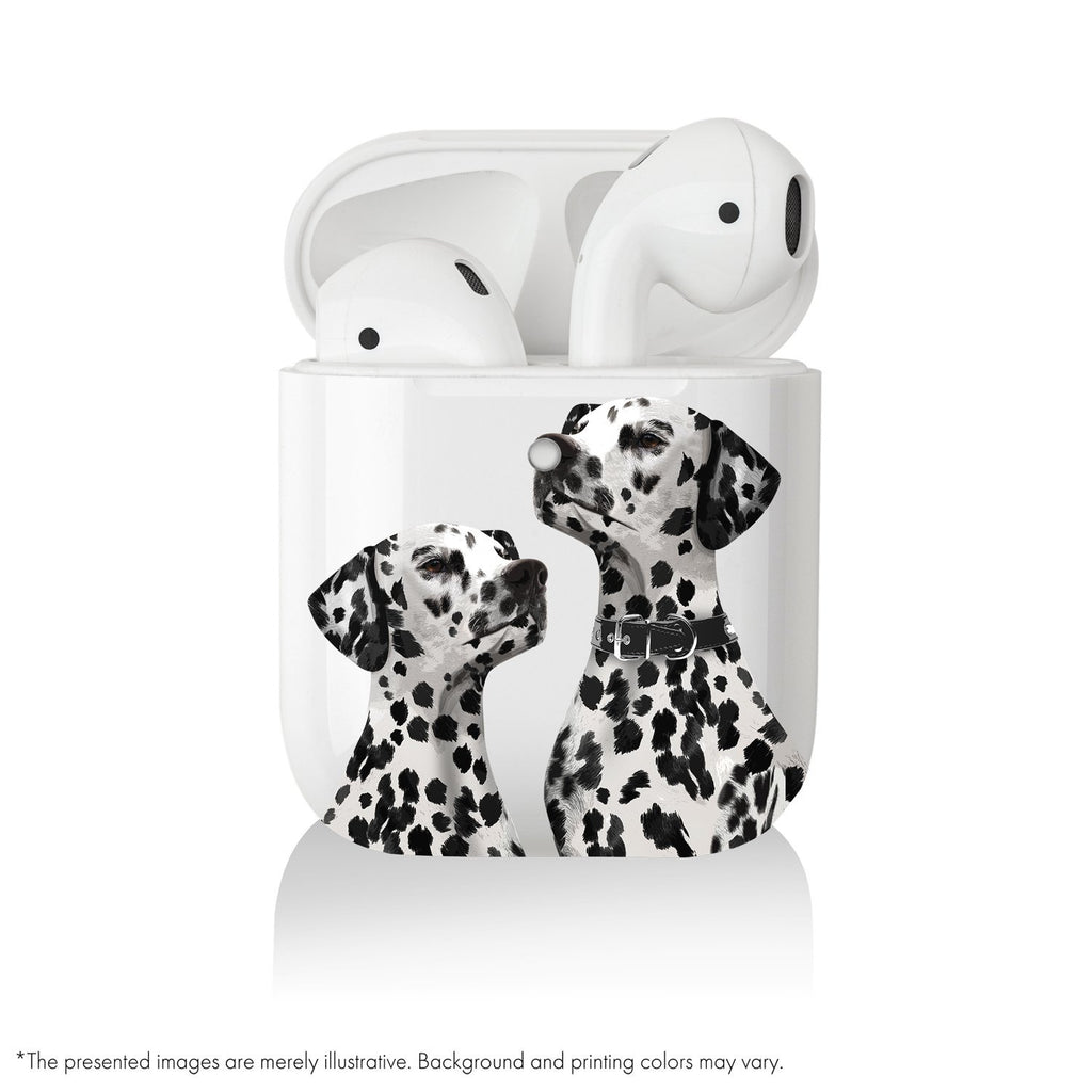 AirPods Cover Dalmatian - Pet Series by Katya Fernandez