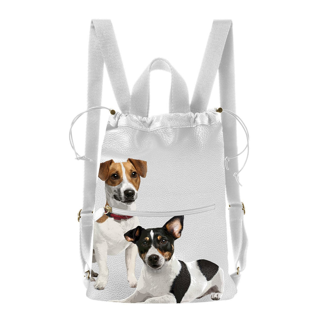 Backpack Jack Russell - Pet Series by Katya Fernandez