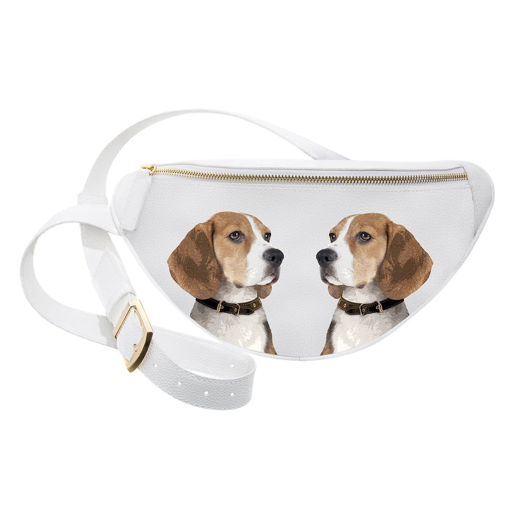 Beltbag Beagle - Pet Series by Katya Fernandez
