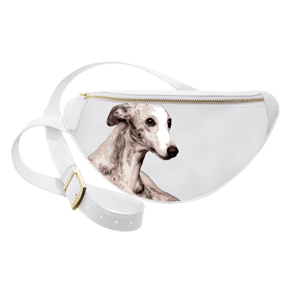 Beltbag Greyhound - Pet Series by Katya Fernandez