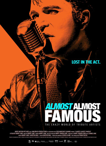 Almost Almost Famous [PRE-ORDER]