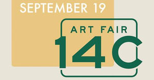 Inspire Art Gallery to host a Q & A with ART FAIR 14C