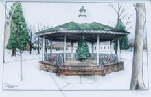 Dunellen Christmas Cards by Glenn Donatiello