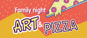 Family Pizza Night  Thurs. Jan. 21