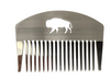 Mini Metal Beard and Hair Comb