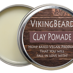 Beard Clay Pomade
