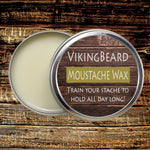 Beard Moustache Wax 100% Natural