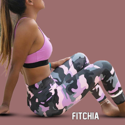 WILLOW CAMO LEGGINGS