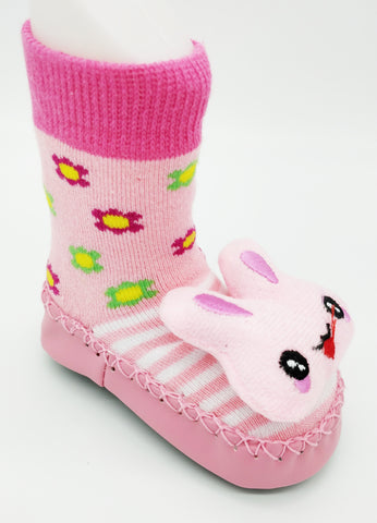 Slipper Socks - in 5 designs