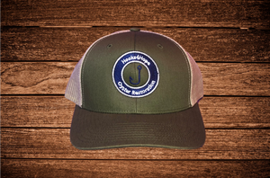 Oyster Crew Trucker Hat - Green