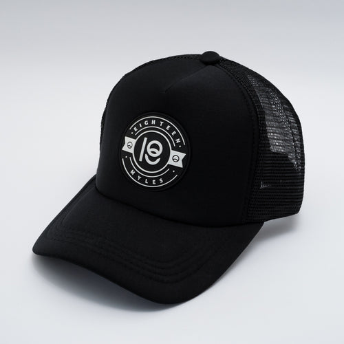 18SEAL TRUCKER CAP