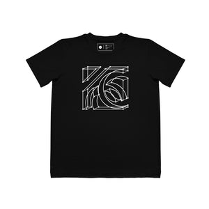 BOX18 WIRED TEXTURED T-SHIRT