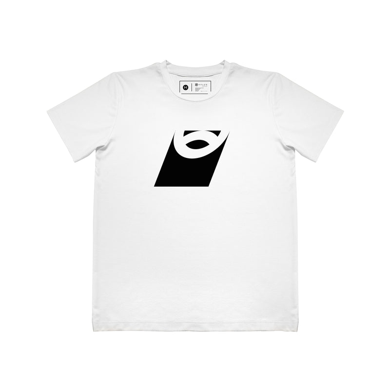 WHEEL TEXTURED T-SHIRT