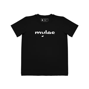 CUT MYLES TEXTURED T-SHIRT