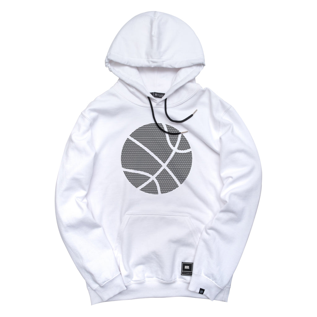 BALL COTTON HOODIE