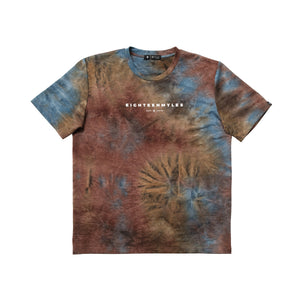 EARTH TIE DYE T-SHIRT