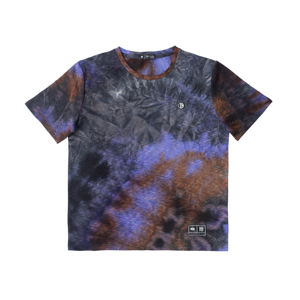 DEEP SPACE TIE DYE T-SHIRT