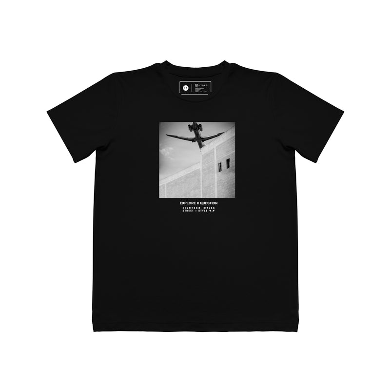EXPLORE COTTON T-SHIRT