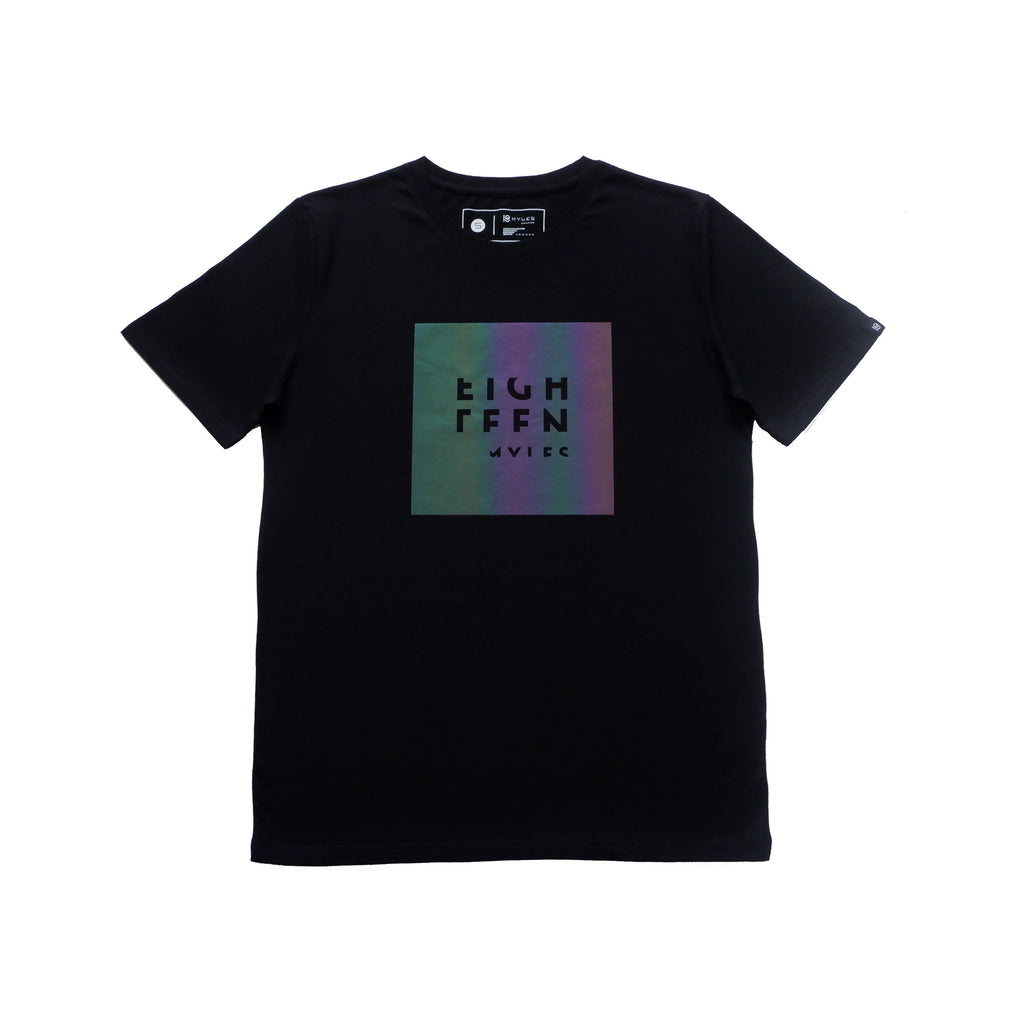 E/T MYLES 3M COTTON T-SHIRT