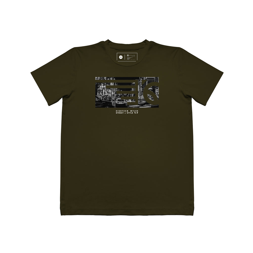 WING TOKYO COTTON T-SHIRT