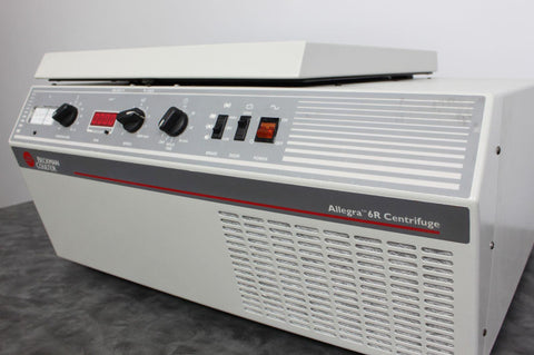 Photo of the Beckman Coulter Allegra 6R