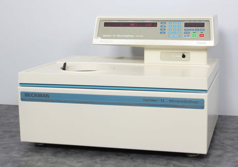 Photo of the Beckman Coulter Optima TL