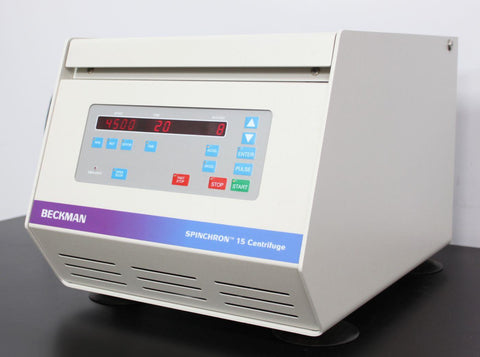 Photo of Beckman Coulter Spinchron 15