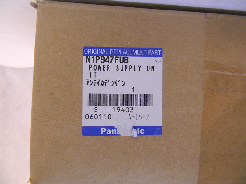 Used: NIB Matsushita Electric Panasonic Panadac Light Power Supply N1P947FUB 947FUB