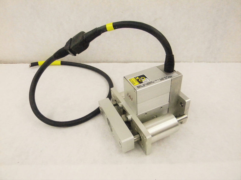 Used: RCA ROBO Cylinder w/ Double Guide Actuator Width 45mm Servo Motor RCA-SRGD4R