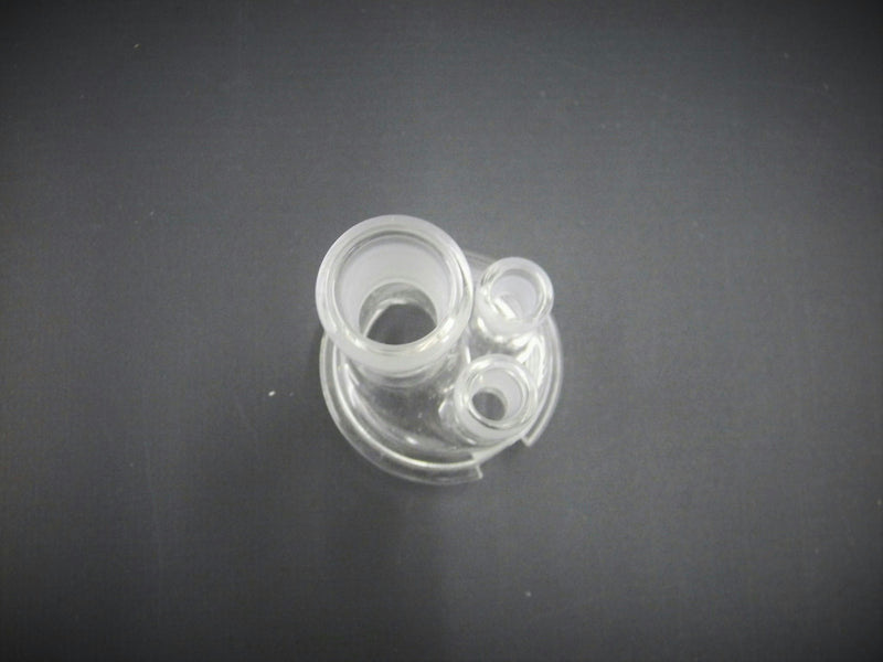 New/Open Box: Chemglass 3-Neck Reaction Vessel Lid 14/20 7/15 Joint Laboratory Glassware
