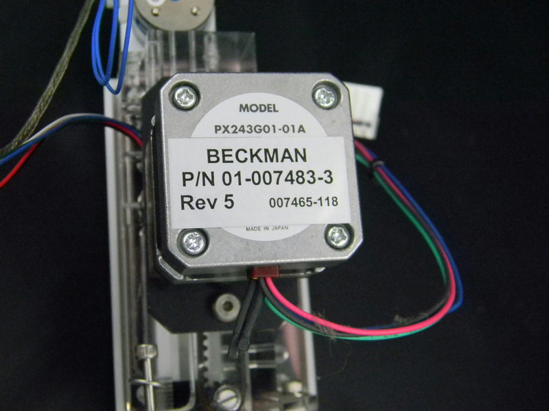 Used: Beckman Substrate Pump System Assembly