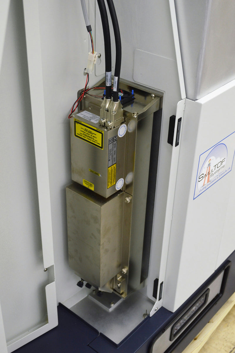 Virgin Instruments SimulTOF 300B Tandem Mass Spectrometer MALDI-TOF MS