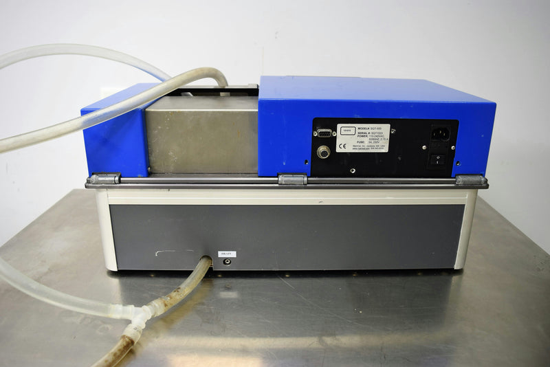 MatriCal Squirt SQT-500 Microplate Washer rear view