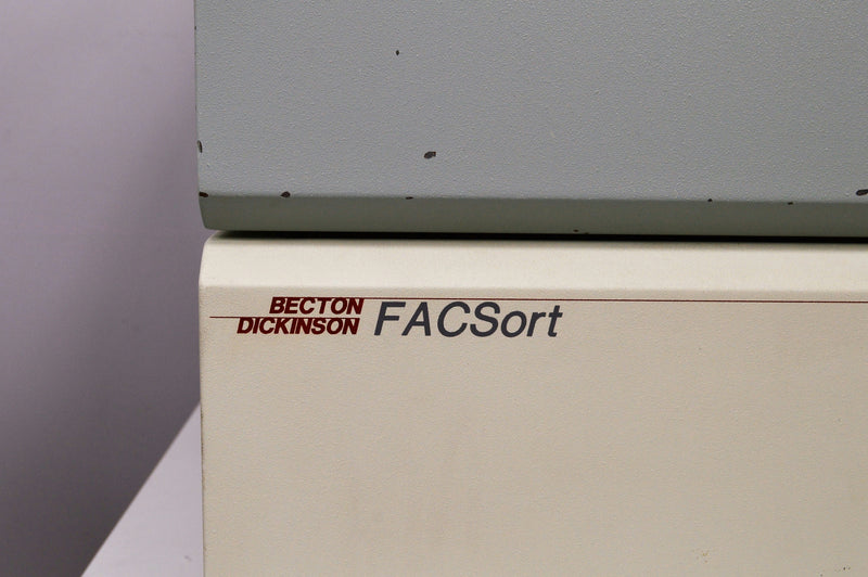 Used: Becton Dickinson FACSort Flow Cytometer Fluorescence Activated Cell Sorter