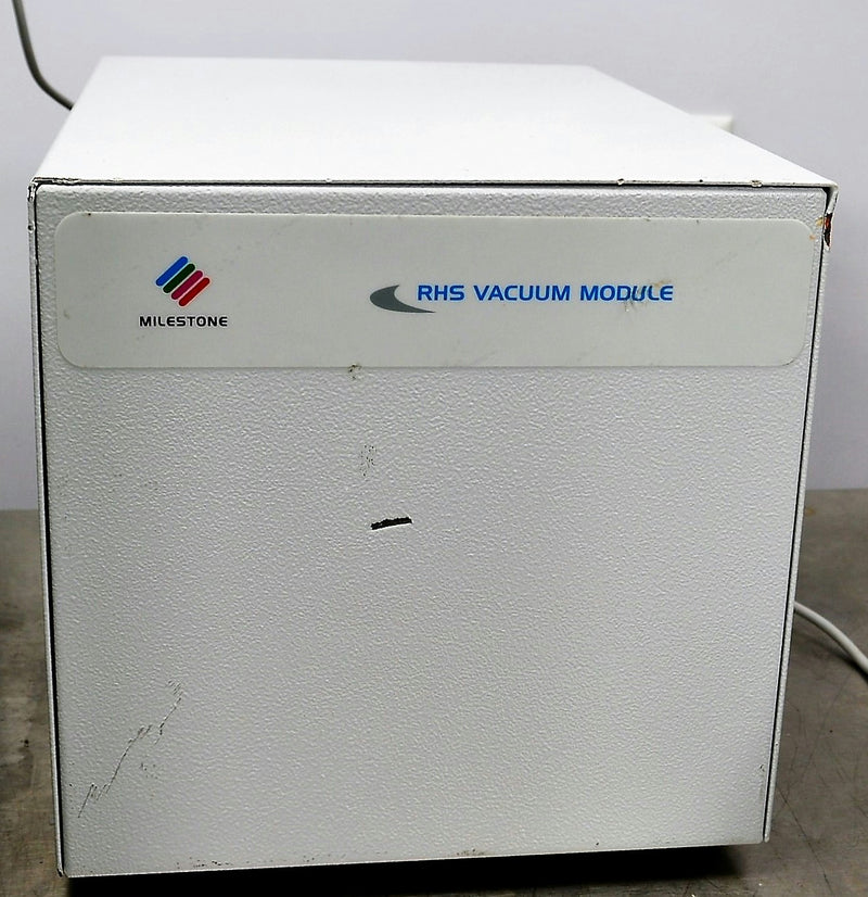 Used: Milestone RHS Vacuum Module Histology Pathology Microwave Tissue Processing